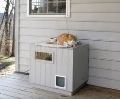 outdoor cat house plans. Insulated Cat House Plans - Tiny Outdoor