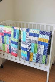 Featured: Jelly Roll Crib Quilt Tutorial - SEWTORIAL & jelly roll quilt Adamdwight.com