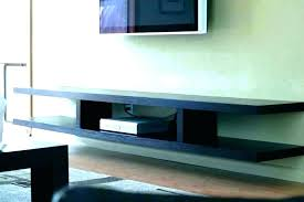 floating tv shelf ikea floating stand family room with floating shelves wall mounted