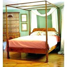 pencil post canopy bed – blacklabelapp.co