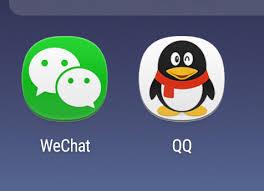 Image result for Instagram vs QQ China