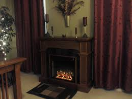 holly martin cypress electric fireplace