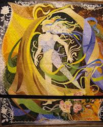 Quilter Beth's Blog: More from the Indiana Heritage Quilt Show ... & The part of the quilt that looks like lace is actually appliquéd. It is a  beautiful quilt. Adamdwight.com