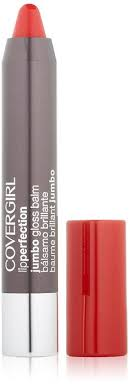 cover lipperfection jumbo gloss balm scarlet twist 250 0 13 ounce check out