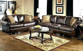 brown leather sofa with throw pillows decorative couch chocolate for decor bedrooms cool