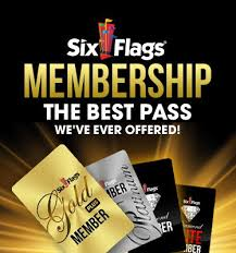 Six Flags St Louis Concert Seating Chart Membership Six Flags St Louis