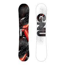 Gnu Snowboard Size Chart Gnu Asym Carbon Credit Snowboard Mens Amazon Co Uk Sports