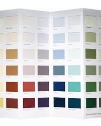 Farrow Ball Colour Card Of 132 Colours Paint Paper Ltd