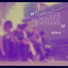 Beautiful Memories Quotes