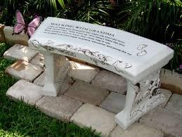 concrete garden bench. Concrete Benches Garden Bench E