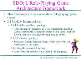 Architecture framework case study