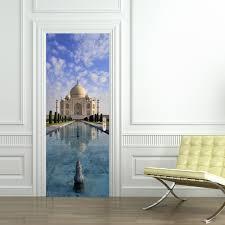 Colomac 3d India pattern wall door ...
