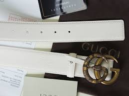 replica gucci leather belt with double g buckle with snake id 34210