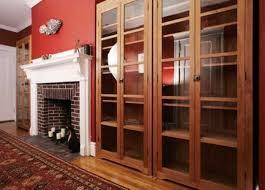 bookcase with doors. Bookcases With Glass Doors Bookshelves Modern Bookcase Door Wood