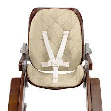 com summer infant bentwood highchair seat cushion beach sand beige baby