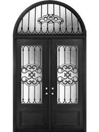 double white door texture. Tivoli 3/4 Lite Double Wrought Iron Door 8\u0027 0\ White Texture O