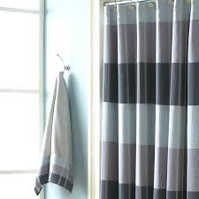 brown and blue shower curtains brown blue shower curtains