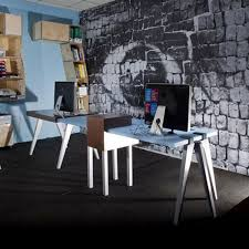 urban modern furniture. Urban Modern Office Interior Decor Furniture Clamp Desk Design Ideas