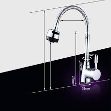 Yenhome Solid Brass Kitchen Mixer Faucet Cold And Hot Kitchen Sink