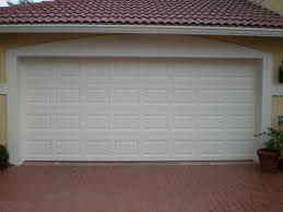 16 0 x 7 0 raised panel white no exterior lock