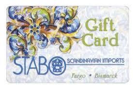 o gift card