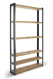 wooden shelving unit 900mm view enlarged image