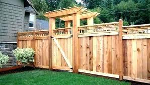 wood yard fence ideas yard fence ideas cosy front yard fencing ideas image result for low wood yard fence ideas