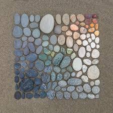 colorful beachstone via reddit by beach rock artdiy wall  on diy wall art reddit with deniz ta renk aral colorful beachstone via reddit by