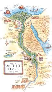 map of important features and landmarks in ancient egypt ancient Egypt History Map map of important features and landmarks in ancient egypt ancient egypt maps for the map assignment egypt history podcast