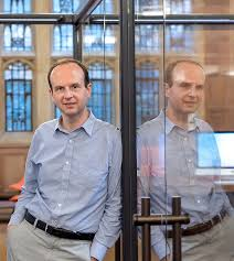 Peter Leonard, director Yale University Library Digital Humanities Lab    Mara Lavitt