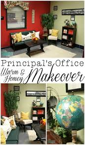office makeover ideas. the principalu0027s office a warm and homey makeover 100 homegoods giveaway ideas n