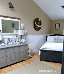 Homeroad Master Bedroom Painted Furniture Reveal