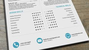 how to design your own creative resume for free