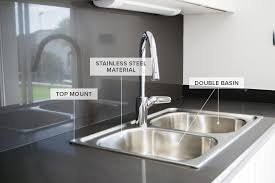 A Guide To 12 Different Types Of Kitchen Sinks
