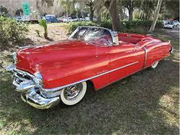 1953 Cadillac Eldorado for Sale | ClassicCars.com | CC-771860