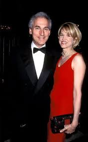 Former wife and husband, Paula and Richard