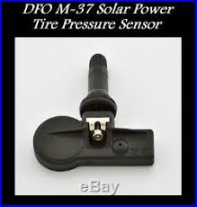 2017 tire pressure sensor tpms solar power tire pressure monitor 4 sensor fit oem mazda 2 3 5 6