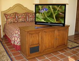 hide tv furniture. TV Lift Cabinets Furniture To Organize And Hide Your Flat Panel Pertaining Hidden Tv Cabinet Plan 16 S