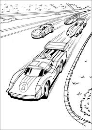 Kleurplaten Hot Wheels 5 Coloring Sheets Coloring Pages Race