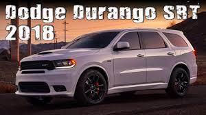 All New 2018 Dodge Durango Srt Prices And Specs Review Overland Park Kansas Dodge Durango Specs All New 2018 Dodge Durango Srt Prices Dodge Durango Dodge Srt