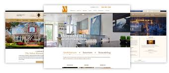 Website Design For Home Builders Architects Top Website Designers Delectable Home Builder Design