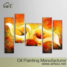 Oil Painting For Living Room Original Handmade Flower Oil Painting Iarts Professional Wall