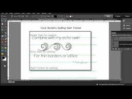 47 best Handi Quilter Tips and Tutorials images on Pinterest ... & Carla Barrett quilting video on sashing designs. Adamdwight.com