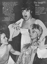 Laugh In girls Ruth Buzzi JoAnne Worley Goldie Hawn dabizz.