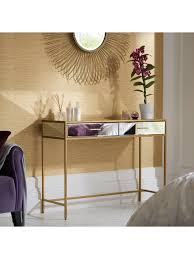 industrial inspired furniture. Ideal Home Gold Ready Assembled 2 Drawer Dressing Table In Mirrors And Metal Industrial-inspired Furniture Has Been A Fashion Favourite For Several Industrial Inspired S