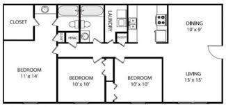 1100 sq ft house plans 3 bedroom striking apartment floor plan