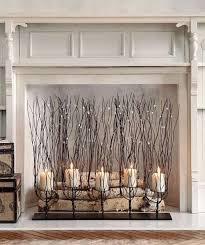 10 diy fake fireplace design ideas interiorsherpa for fireplace diy ideas