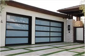modern aluminum and glass garage doors inviting glass garage doors for houses extraordinary contemporary modern