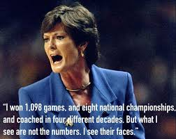 Pat Summitt Quotes Inspirational Words By UT Head Coach Heavy Impressive Pat Summitt Quotes
