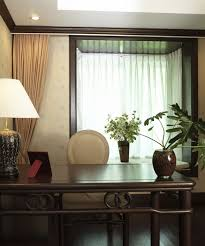 small home office decor. Office : Pretty Decoration Small Home Decorations Using Brown Wooden Table Including White Lamp Shade Also Glass Flower Vase Tips On How Decor
